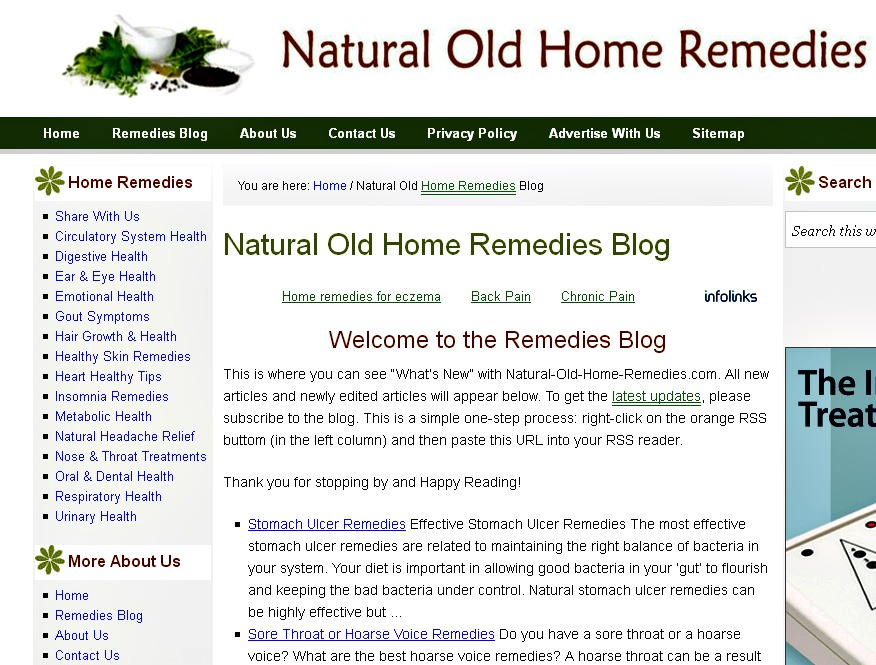 Natural-Old-Home-Remedies.com